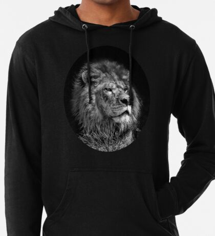 Proud Young Lion Lightweight Hoodie