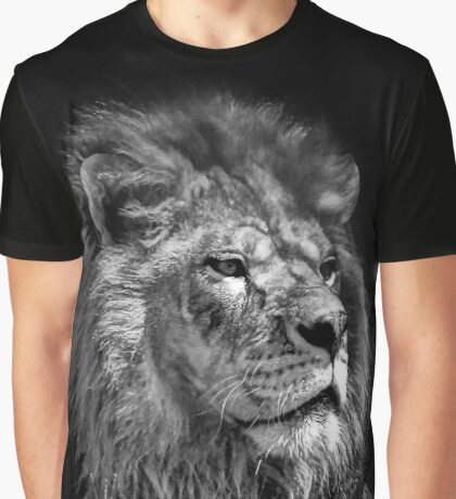 Proud Young Lion Graphic T-Shirt