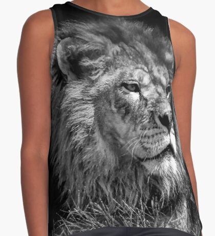 Proud Young Lion Sleeveless Top