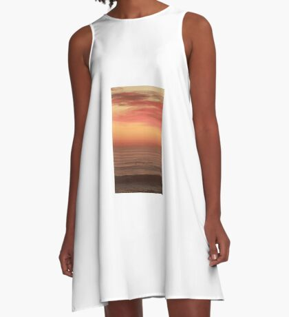 Surfers Paradise  A-Line Dress