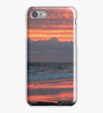 Martha's Vineyard Cliffs Sunset iPhone Case/Skin