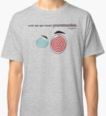 Your attention, please (Colv) Classic T-Shirt