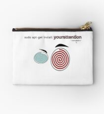 Your attention, please (Colv) Studio Pouch