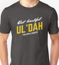 Visit Beautiful Ul'dah Unisex T-Shirt
