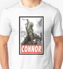 -ASSASSIN'S CREED- Connor Kenway T-Shirt