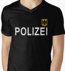 german police, polizei T-Shirt