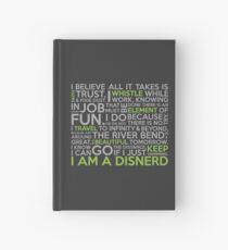 Glücklichstes Fandom auf der Erde Notizbuch