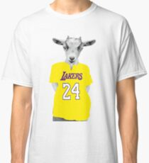 GOAT Kobe  Classic T-Shirt