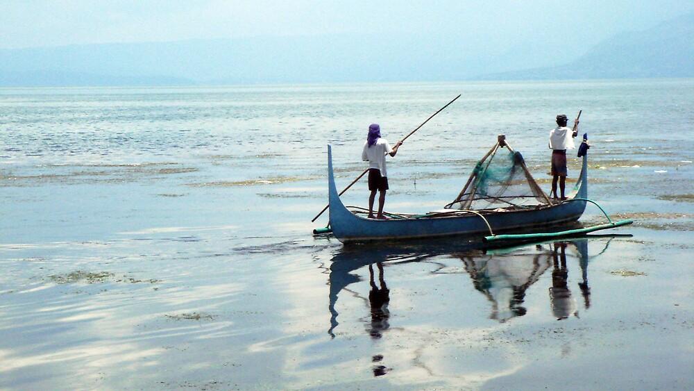 Fishermen by Karen Topacio
