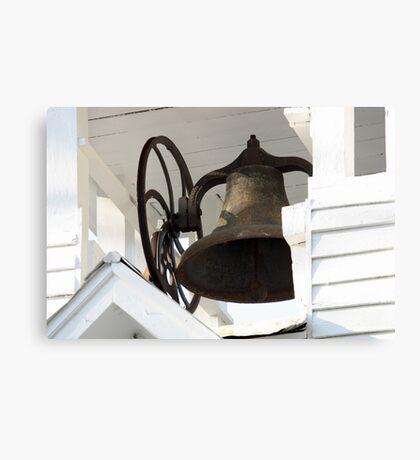 Church Bell Canvas Print