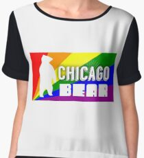 Chicago Chiffon Top