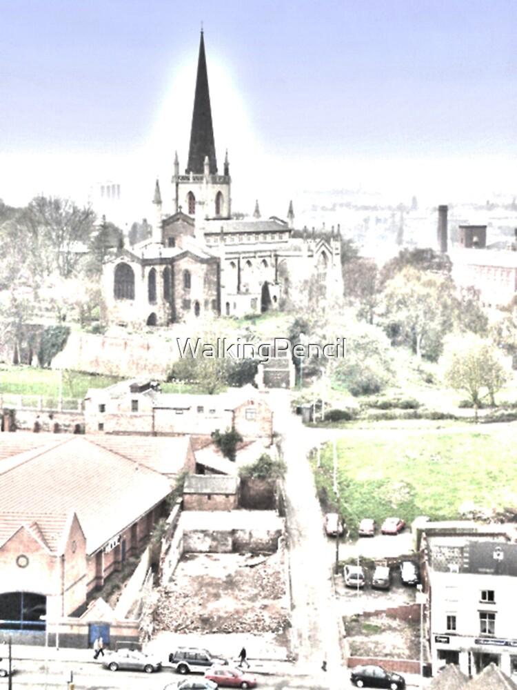 Church View by WalkingPencil