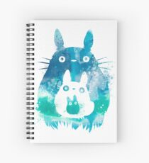 Forest Spirits  Spiral Notebook