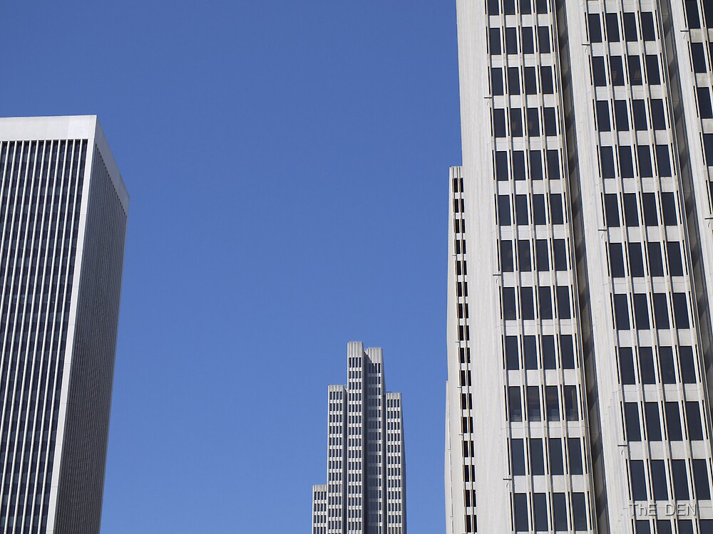 Skyscrapers by ThE  DEN