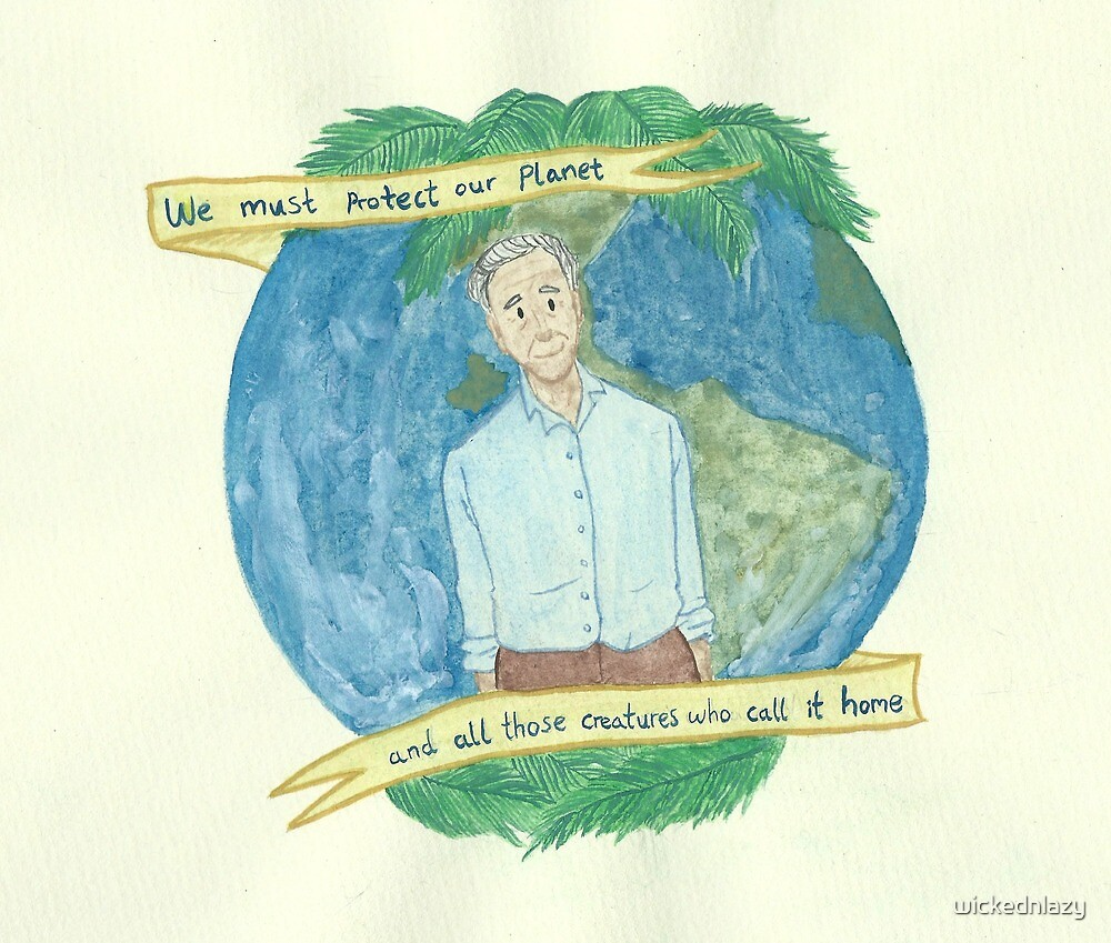 Protect Our Planet by Rachel Trombley