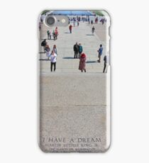 Where Martin Luther King Jr. Gave His I Have A Dream Speech iPhone Case/Skin