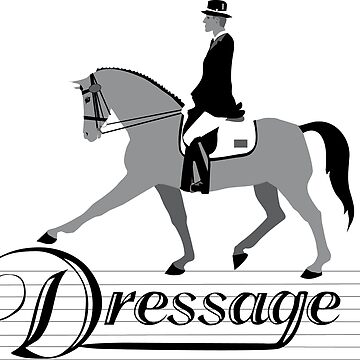 Dressage - Male Rider by Horseworks