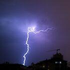 Lightning by azbulutlu