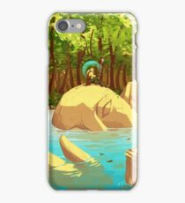 Good morning traveller iPhone Case/Skin