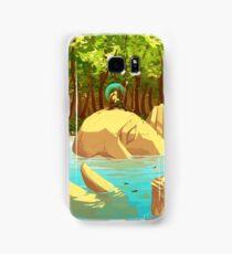 Good morning traveller Samsung Galaxy Case/Skin