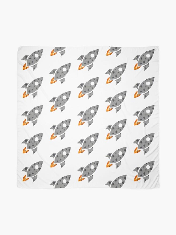 Alternative Ansicht von Rakete Tuch