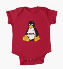 Tux Linux Kids Clothes