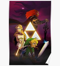 The Triforce Poster