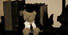 Teddy der Professor von Evita