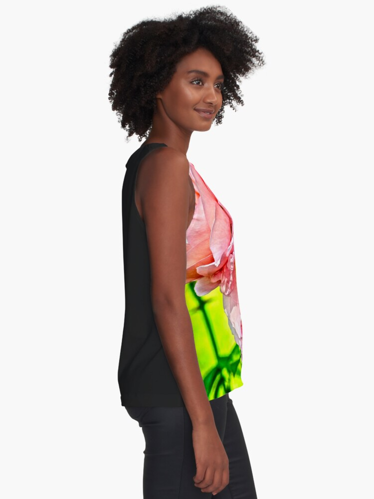 Alternate view of Pretty in pink Sleeveless Top