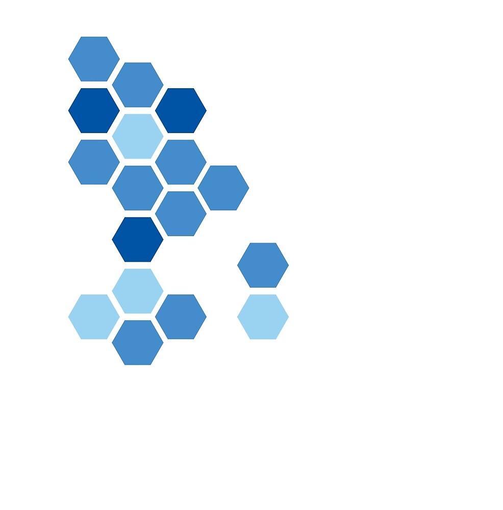 Blue Hex 2 by biggiefryie