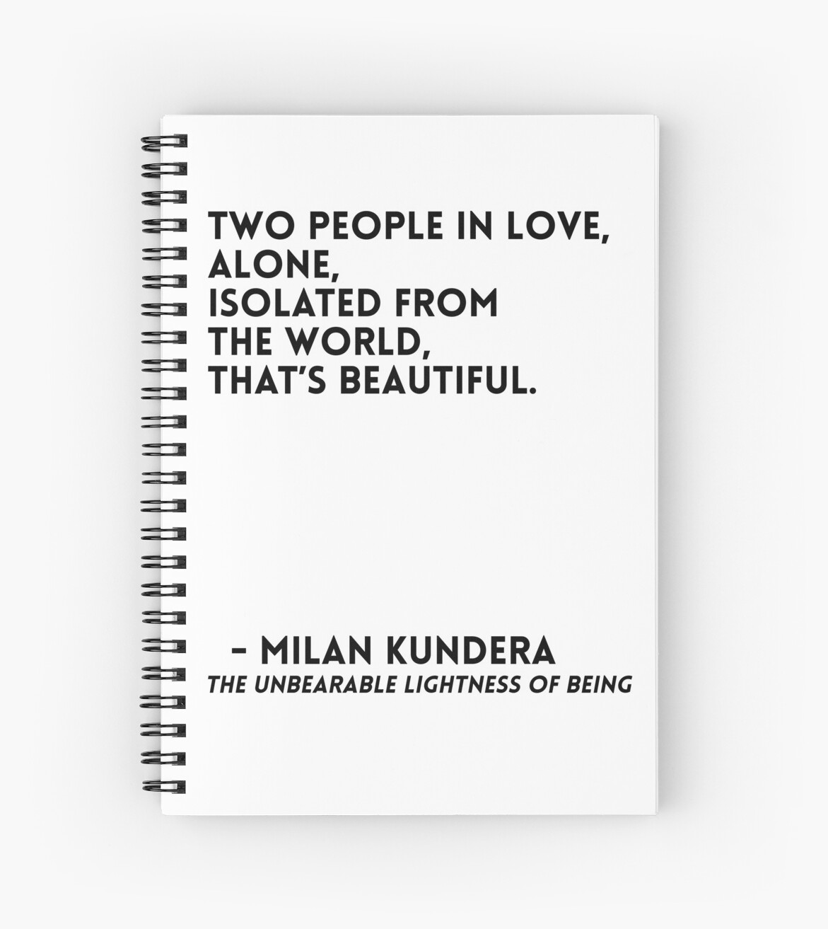 Quotes and sayings of Milan Kundera