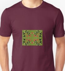 Into the 4 Corners of the Heart Unisex T-Shirt