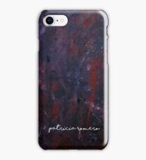 Caos iPhone Case/Skin