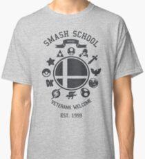 Smash School - Smash Veteran Classic T-Shirt
