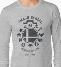 Smash School - Smash Veteran T-Shirt