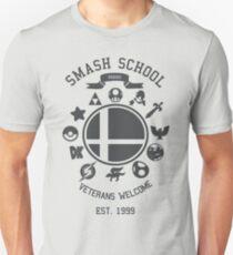 Smash School - Smash Veteran Unisex T-Shirt