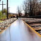 RAIL by Alvin-San Whaley