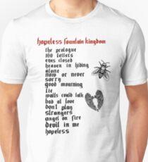 hopeless fountain kingdom  Unisex T-Shirt