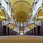 St. Patrick's Church by John Velocci