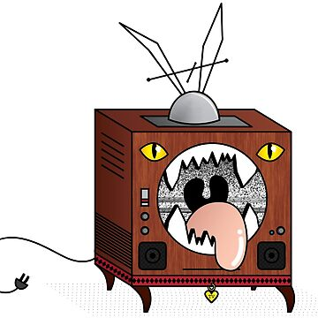 Pet TV by AlyOhDesign