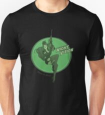 Night Vision Pin Up Unisex T-Shirt