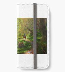 Legend Of Zelda link riding Epona iPhone Wallet/Case/Skin
