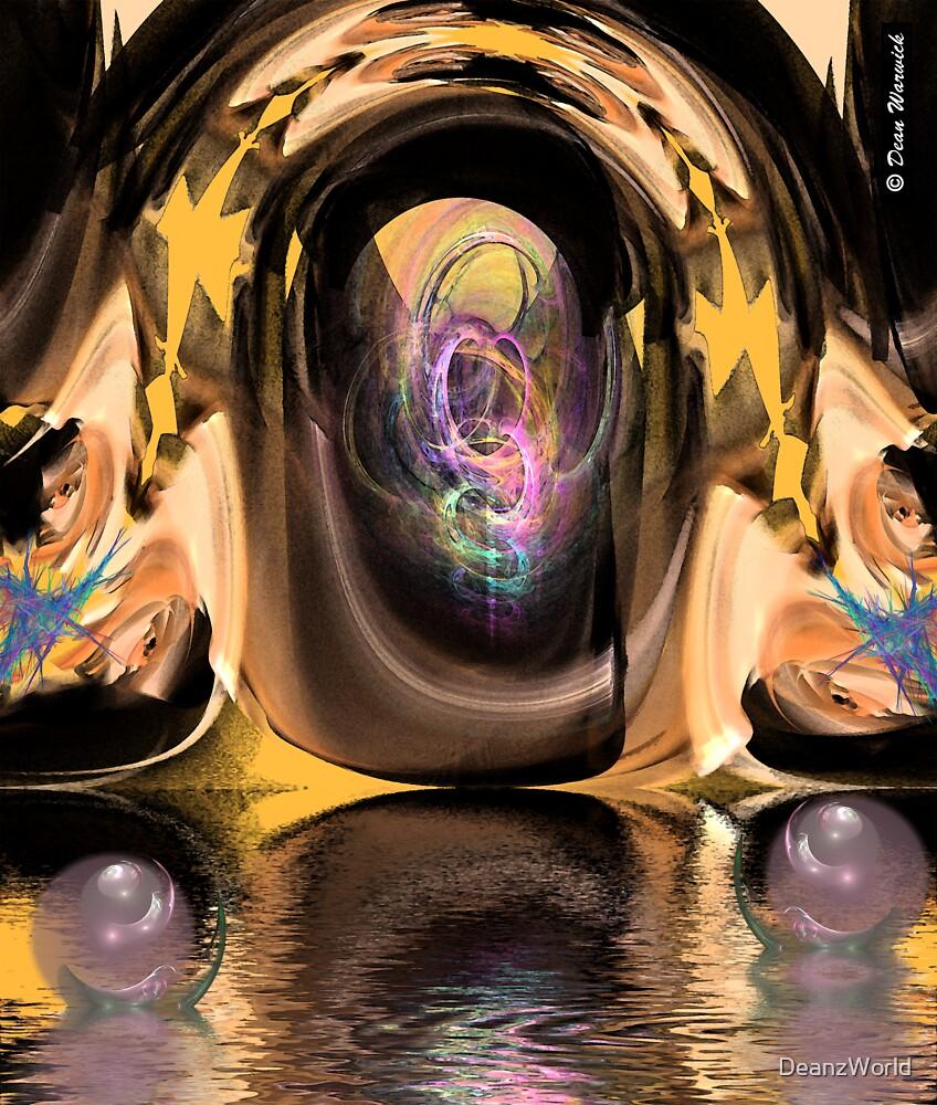 Mystery Portal by Dean Warwick