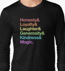 My Little Pony - Elements of Harmony - Rainbow Long Sleeve T-Shirt
