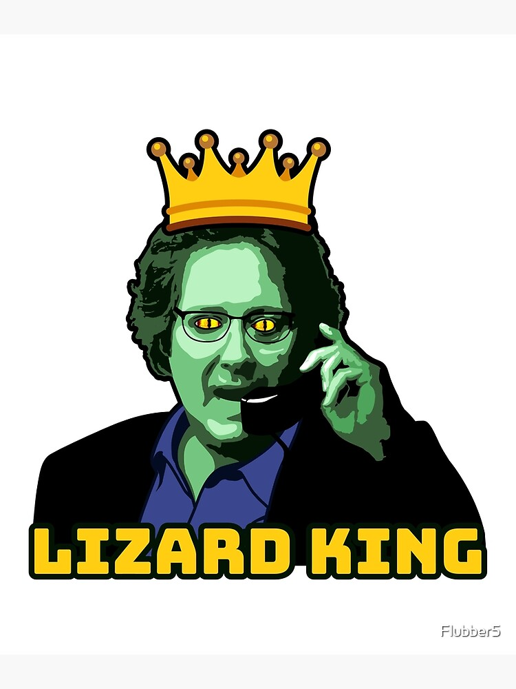 Robert California is The Lizard King (The Office) by Flubber5