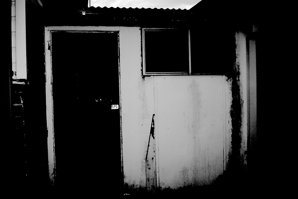 garage daze by deecomposing666