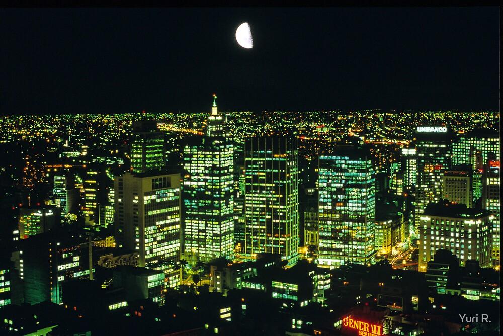 São Paulo By night II by Yuri R.