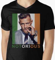 Conor Mcgregor - The notorious Men's V-Neck T-Shirt