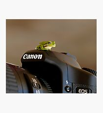Canon Photographic Print