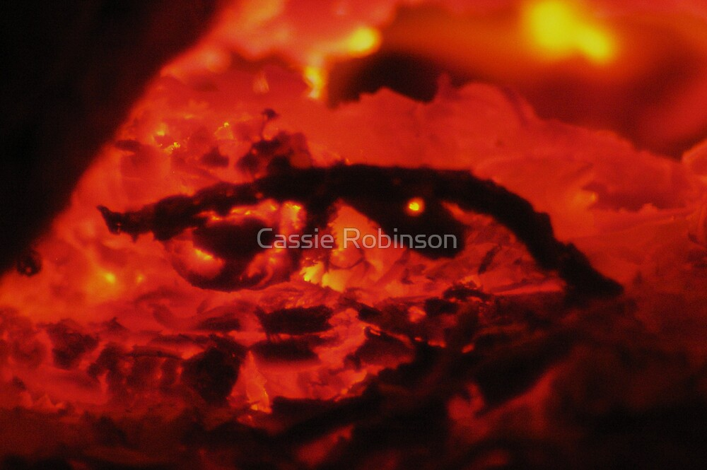 Eye Of Embers by Cassie Robinson